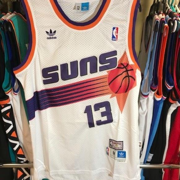 outlet store 919ee 74752 Vintage Steve Nash Phx Suns NBA Basketball Jersey